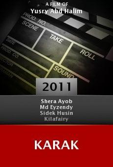 KARAK (2011) - Watch Movie Online - FULLTV Guide