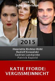 Ver película Katie Fforde: Vergissmeinnicht