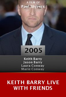 Keith Barry Live with Friends online free