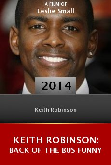 Keith Robinson: Back of the Bus Funny Online Free