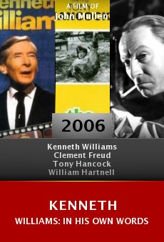 Kenneth Williams: In His Own Words online free