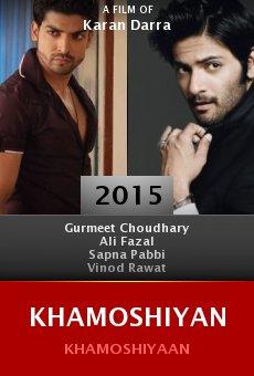 Ver película Khamoshiyan