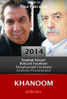 Ver película Khanoom