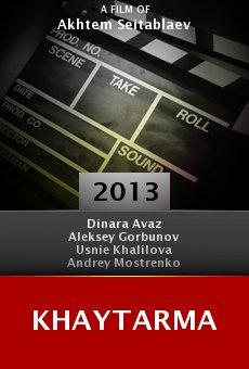 Ver película Khaytarma