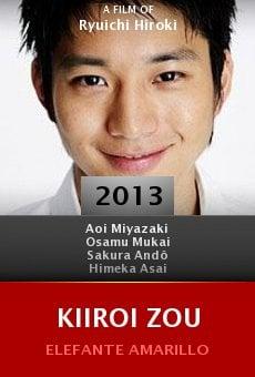 Ver película Kiiroi zou