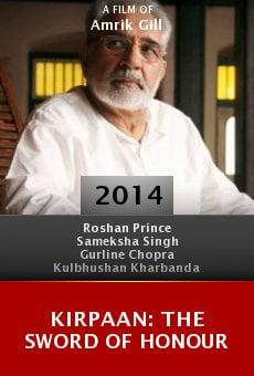 Ver película Kirpaan: The Sword of Honour