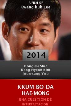 Ver película Kkum-bo-da hae-mong