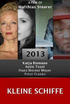 Ver película Kleine Schiffe