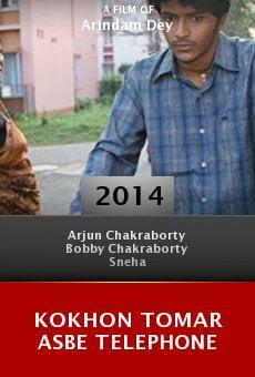 Watch Kokhon Tomar Asbe Telephone online stream