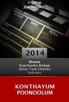 Watch Konthayum Poonoolum online stream