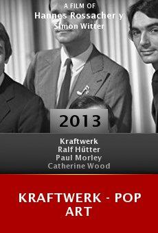 Watch Kraftwerk - Pop Art online stream