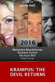 Krampus: The Devil Returns online