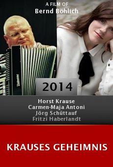 Krauses Geheimnis online free