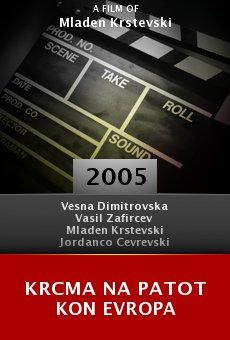 Krcma na patot kon Evropa online free