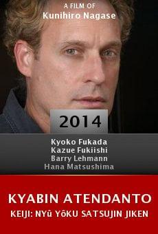 Kyabin atendanto keiji: Nyû Yôku satsujin jiken online free
