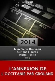 Ver película L'annexion de l'Occitanie par Groland (Journal du Fifigrot 2014)