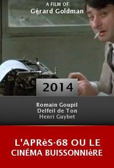 Ver película L'après-68 ou le cinéma buissonnière