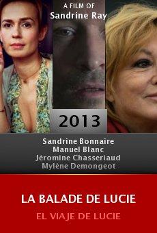 Watch La balade de Lucie online stream