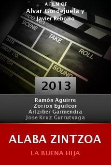 Alaba Zintzoa online free