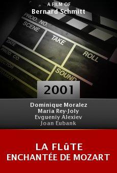 La flûte enchantée de Mozart online free