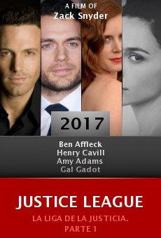 Ver película La liga de la justicia. Parte 1
