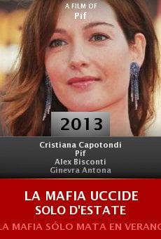 La mafia uccide solo d'estate online