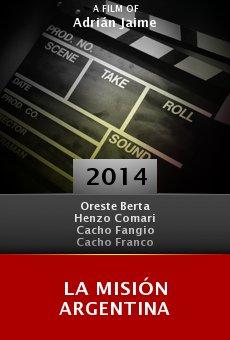 Ver película La Misión Argentina