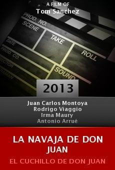 Ver película La navaja de Don Juan