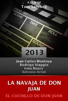 La navaja de Don Juan online
