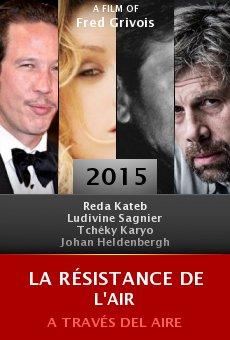 Ver película La résistance de l'air