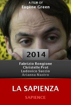 Ver película La Sapienza