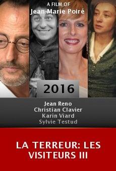 Watch La Terreur: Les Visiteurs III online stream