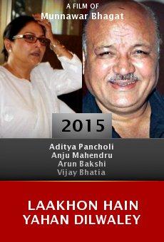 Ver película Laakhon Hain Yahan Dilwaley