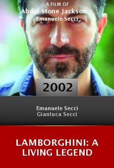 Lamborghini: A Living Legend online free