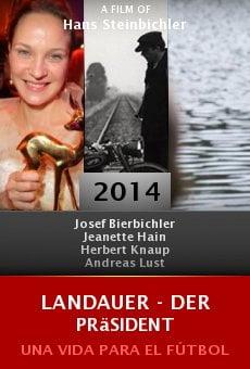 Ver película Landauer - Der Präsident