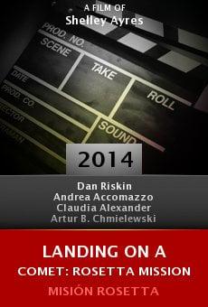 Ver película Landing on a Comet: Rosetta Mission