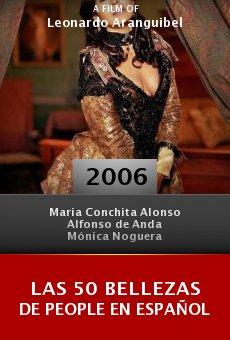 Las 50 bellezas de People en Español online free