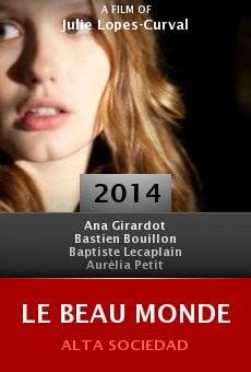 Ver película Le beau monde
