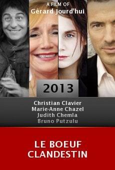 Le Boeuf clandestin online free