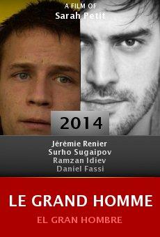 Ver película Le grand homme