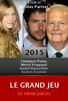 Ver película Le grand jeu