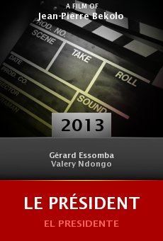 Ver película Le président