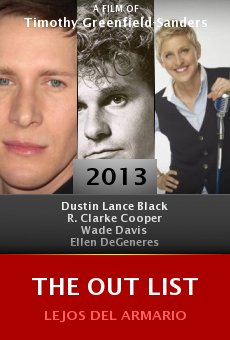 Watch The Out List online stream