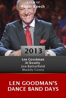 Len Goodman's Dance Band Days online