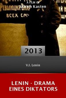 Watch Lenin - Drama eines Diktators online stream
