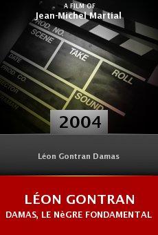 Léon Gontran Damas, le nègre fondamental online free