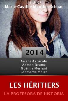 Ver película Les héritiers
