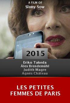 Les petites femmes de Paris online