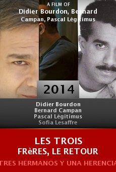 Ver película Les trois frères, le retour