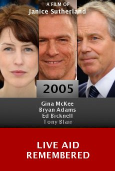 Live Aid Remembered online free